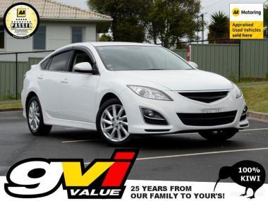 2012 Mazda Atenza Sport 25S * Top Spec / Low Kms *