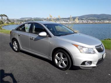 2012 Holden Cruze SRI V 1.4iTi 4 Door Auto