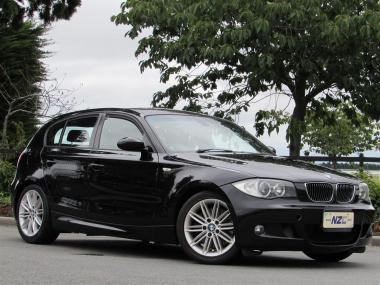 2006 BMW 130i M-Sport