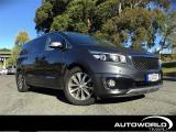 2018 Kia Carnival LTD 3.3P/6At in Canterbury