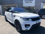 2016 LandRover Range Rover Sport SDV8 HSE Dynamic in Otago