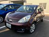 2011 Nissan Note 15X SV in West Coast