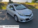 2011 Toyota Vitz 1.5 New Shape in Otago