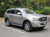 2017 Ford Everest TREND 3.2D/4WD/6AT in Canterbury