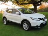 2016 Nissan Qashqai ST 2WD in Southland
