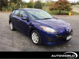 2010 Mazda 3 Sporthatch GSX 2.0 in Canterbury