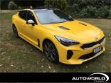 2018 Kia Stinger GT Sport 3.3PT/8AT in Canterbury