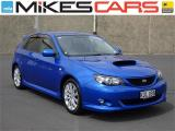 2008 Subaru Impreza WRX S-GT - Only 62,944km in Otago