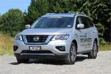 2018 Nissan Pathfinder ST-L 4WD 7 Seater NZ New in Canterbury