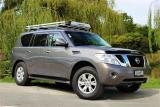 2013 Nissan Patrol 5.6L V8 Petrol 298KW NZ New 4WD in Canterbury