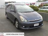 2004 Toyota Wish 1800cc 7 Seater factory in Otago