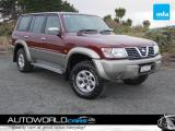 2002 NISSAN PATROL Ti 4.5L 7 seater in Southland