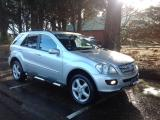 2007 MERCEDESBENZ ML350 Factory Sports Package in Southland