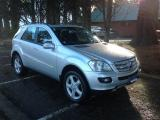 2007 MERCEDESBENZ ML350 Sports Package in Southland
