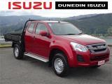 2020 Isuzu D-Max LX Space Cab 4WD Auto KZ in Otago