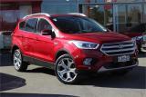 2017 Ford Escape Titanium 4WD 2.0L Petrol Auto in Canterbury