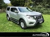 2016 Nissan Navara ST Double-Cab 6-Speed Twin-Turb in Canterbury