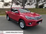 2017 Toyota Hilux 4WD SR5 in Otago