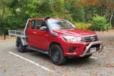 2016 Toyota Hilux SR TD EC/CC 2.8D/4WD in Canterbury