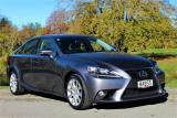 2013 Lexus IS 250 2.5L Petrol Sedan in Canterbury