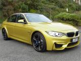2015 BMW M3 Sedan in Otago