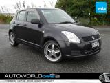 2008 SUZUKI SWIFT GLX 1.5L manual NZ new in Southland