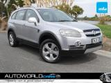 2008 HOLDEN CAPTIVA LX - AWD - 7 seats in Southland