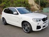 2015 BMW X3 xDrive35d ES in Otago