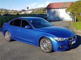 2012 BMW 328i M-Sport Sedan in Otago