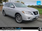 2015 NISSAN PATHFINDER ST 4WD in Southland