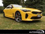 2018 Kia Stinger GT Sport 3.3PT/8AT in Canterbury
