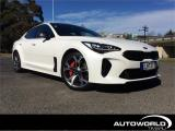 2018 Kia Stinger GT Sport 3.3L Twin-Turbo V6 in Canterbury