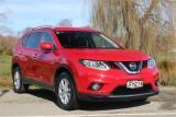 2015 Nissan X-Trail ST-L 2.5L Petrol 4WD CVT in Canterbury