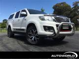 2015 Toyota Hilux SR5 4WD 3.0TD 'TRD' Edition in Canterbury