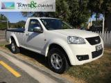 2013 GreatWall V240 S/Cab 2WD
