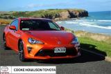 2017 Toyota 86 GT86 in Otago
