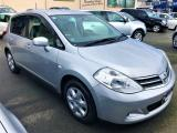 2012 NISSAN TIIDA in Southland
