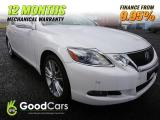 2008 Lexus GS 450h With Adaptive Cruise Control