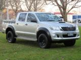 2014 Toyota Hilux D/Cab 4x4 in Southland