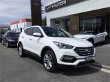 2018 Hyundai Santa Fe PE 2.2D LTD in Otago