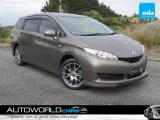 2009 TOYOTA WISH X Sport 1.8L 7 seater in Southland