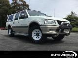 2003 Holden Rodeo 4X4 Crew P/U LS 3.0L in Canterbury