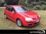 2005 Volkswagen Golf in Canterbury