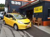 2013 Honda FIT VERY SMART IN YELLOW in Otago