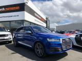 2017 Audi SQ7 4.0 V8 Bi-TDI Quattro 320 KW in Canterbury
