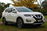 2018 Nissan X-Trail Ti 2.5L Petrol Auto 4WD in Whi in Canterbury