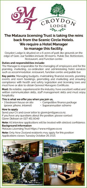Hotel Manager