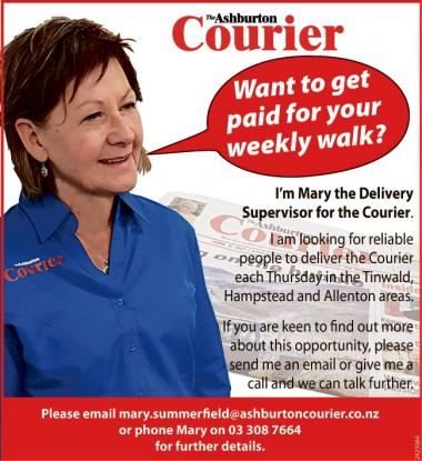 Want to get paid for your weekly walk?