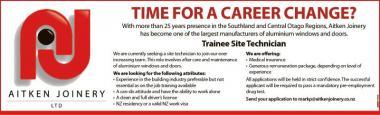 Trainee Site Technician
