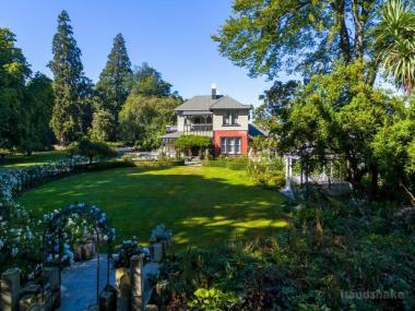 Ashfield House - Iconic Victorian Manor
